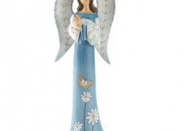 angel z dojenckom